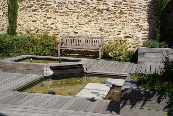 03 constructions en bois aubry paysage paysagiste laval saint berthevin mayenne. Black Bedroom Furniture Sets. Home Design Ideas
