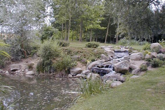 04 piscines naturelles et bassin d 39 agr ment aubry paysage paysagiste laval saint. Black Bedroom Furniture Sets. Home Design Ideas